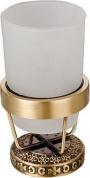 Подробнее о Стакан Zorg Antic AZR 24 BR настольный бронза / стекло матовое
