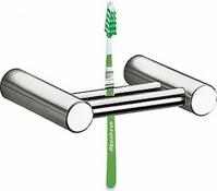 Подробнее о Держатель Zorg Inox Bltava ZR 1018 зубных щеток нержавеющая сталь