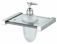 Подробнее о Дозатор жидкого мыла Zorg Labe ZR 1100 подвесной хром