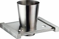 Подробнее о Стакан Zorg Inox Labe ZR 1108-B подвесной нержавеющая сталь