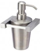 Подробнее о Дозатор жидкого мыла Zorg Odra ZR 1200 B подвесной хром матовый