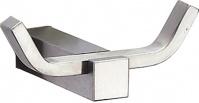 Подробнее о Крючок Zorg Inox Odra ZR 1206-B двойной нержавеющая сталь