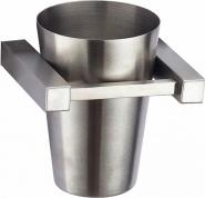 Подробнее о Стакан Zorg Inox Odra ZR 1208 подвесной нержавеющая сталь