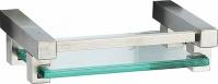 Подробнее о Мыльница Zorg Inox Odra ZR 1215 подвесная нержавеющая сталь/стекло