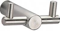 Подробнее о Крючок Zorg Inox Bltava ZR 1306 двойной нержавеющая сталь