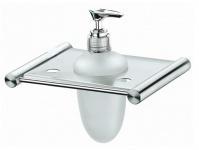 Подробнее о Дозатор жидкого мыла Zorg Inox ZR 1320 подвесной хром